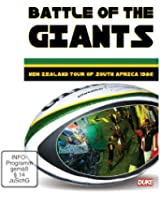 Battle of the Giants - New Zealand Tour of South Africa 1986 [Import anglais]