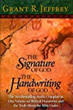 The Signature of God, The Handwriting of God (0884862550) by Jeffrey, Grant R.