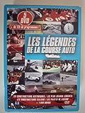 Les légendes de la course automobile - Coffret 4 DVD...