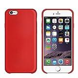 iPhone 7 ケース Moonmini®(ムーンミニ)アイフォン 7 天然革 レザーケース シンプル 耐震 軽量 バックカバー 大人のケース