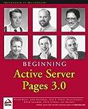 Beginning Active Server Pages 3.0 (Programmer to Programmer)