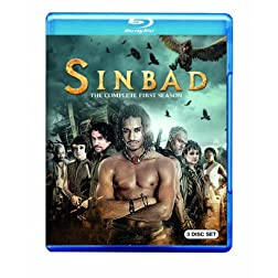 Sinbad: Season One (Blu-ray)