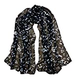 niceeshop(TM) Women Sexy Cool Style Thin Soft Chiffon Fashion Scarf Wrap Shawl