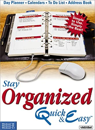 Stay Organized Quick & Easy