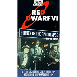 Red Dwarf VI - Byte One: Gunmen Of The Apocalypse movie