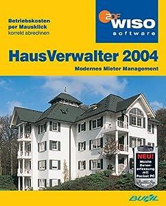 wiso hausverwalter 2005 thomas kramer software. Black Bedroom Furniture Sets. Home Design Ideas