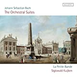 J.S.バッハ : 管弦楽組曲 (全曲) (Johann Sebastian Bach : The Orchestral Suites / La Petite Bande , Sigiswald Kuijken) [輸入盤]