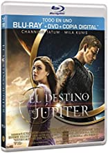 El Destino De Júpiter (DVD + BD + Copia Digital) [Blu-ray]