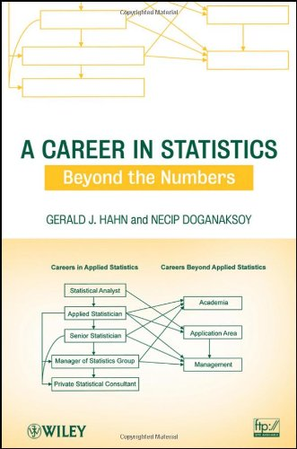 A Career In Statistics: Beyond The Numbers front-507872