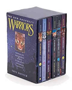 "Cover of ""Warriors: The New Prophecy Box ..."