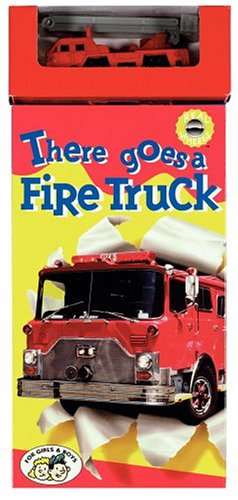There Goes a Fire Truck (W/Toy) (Slip) [VHS]