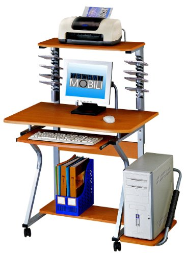 Corner desks for home office cutting price techni mobili for Mobili mdf