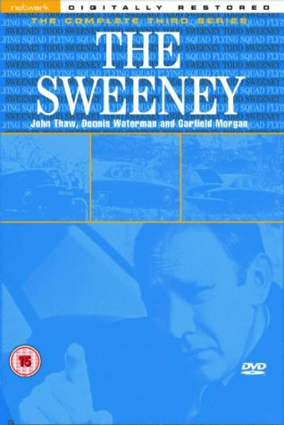 The Sweeney - Series 3 - Complete [1975] [DVD]