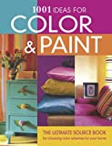 1001 Ideas for Color & Paint (1580112889) by Callery, Emma