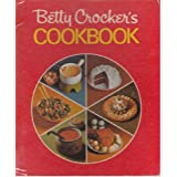 Betty Crocker's Cookbook 5 Ring Binder (Red Pie Cover)