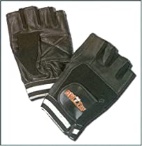 Grizzly Fitness Black Grizzly Paw Training Gloves, X-Large