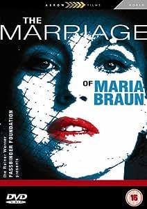 The Marriage Of Maria Braun [1978] [DVD]