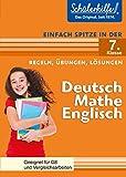Deutsch, Mathe, Englisch in der 7. Klasse: Schülerhilfe - Einfach spitze
