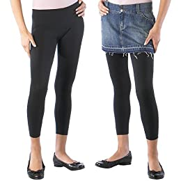 Juniors' Xhilaration® Leggings - Ebony