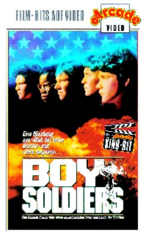 Boy Soldiers [VHS]