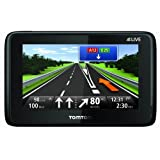 "TomTom GO LIVE 1000 Navigationssystem (11 cm (4,3 Zoll) Fluid Touch Display, HD Traffic, Google, Bluetooth, Parkassistent, Europa 45)von ""TomTom"""