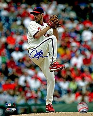Autographed Cliff Lee Photo Philadelphia Phillies