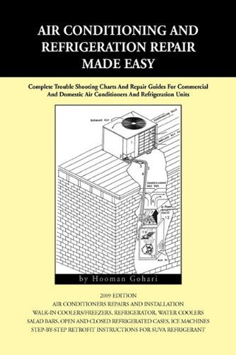 Air conditioning and Refrigeration Repair Made Easy Hardcover - May 17, 2010