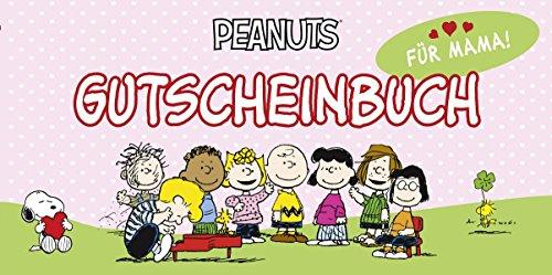Peanuts Gutscheinbuch - Für Mama