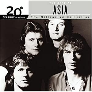 Asia - 20th Century Masters: The Millennium Collection: The Best Of