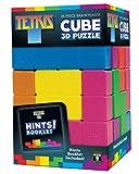 Masterpieces Tetris Cube Brainteaser Puzzle (16-Piece)