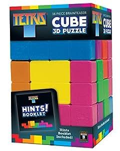 Masterpieces Tetris Cube Brainteaser Puzzle