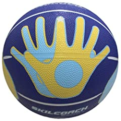 Buy Baden SkilCoach Official Shooter's Rubber Basketball by Baden