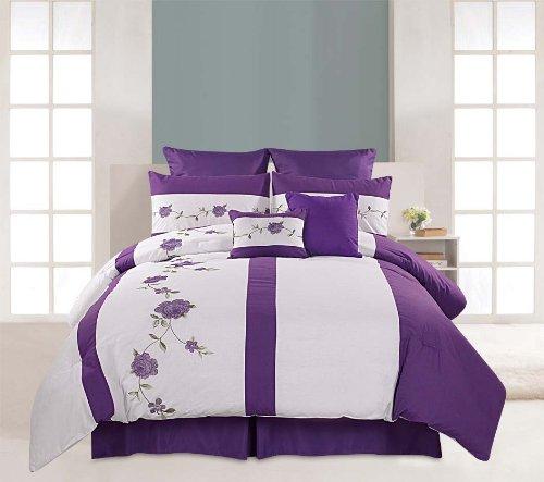 Lavender Bedspread Queen