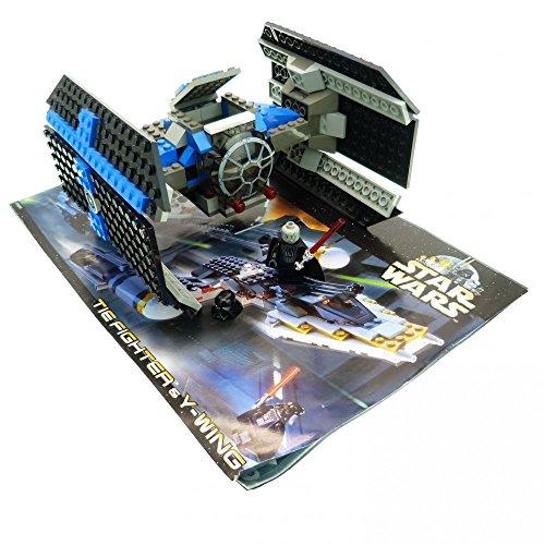 1 x Lego System Set Modell für Nr. 7150 / 7152