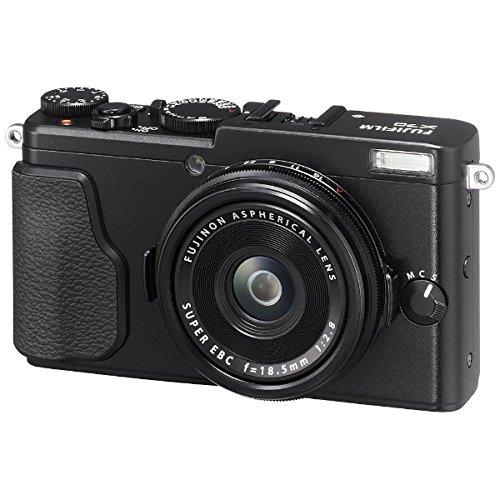 富士フイルム デジタルカメラ X70 ブラック X70-B