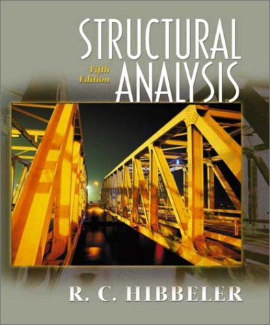 structural analysis hibbeler solution manual
