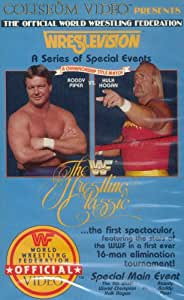 WWF: Wrestlevision - The Wrestling Classic [VHS]