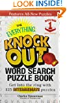 The Everything Knock Out Word Search...