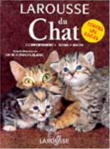 gratuit livre pdf francais larousse du chat comportement soins races livre gratuit. Black Bedroom Furniture Sets. Home Design Ideas