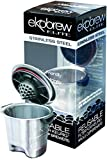Ekobrew Stainless Steel Elite, Refillable K-Cup For Keurig K-Cup Brewers