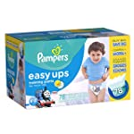Pampers Easy Ups Training Pants, Size...