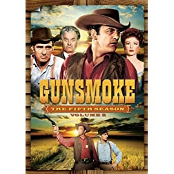 Gunsmoke: The Fifth Season, Vol. 2