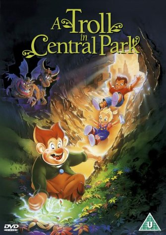 A Troll In Central Park - Dvd