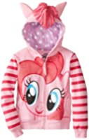 My Little Pony Little Girls' MLP Pinky Pie Hoodie