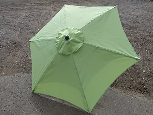 c57d56dd14 Best Deal Suntime Rimini Push Up Parasol 2m Lime Green - Best Parasols