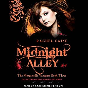 Midnight Alley: The Morganville Vampires, Book 3 Audiobook