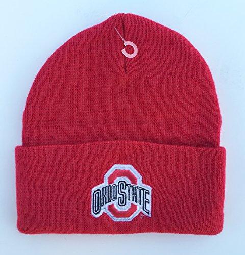 Ohio State Beanie Ohio State Buckeyes Beanie Ohio State