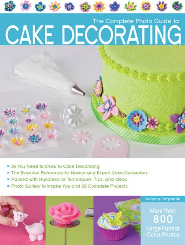 Cake Decorating - Magazine cover