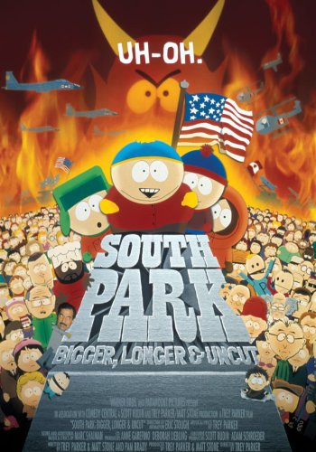South Park on Amazon Prime Instant Video UK