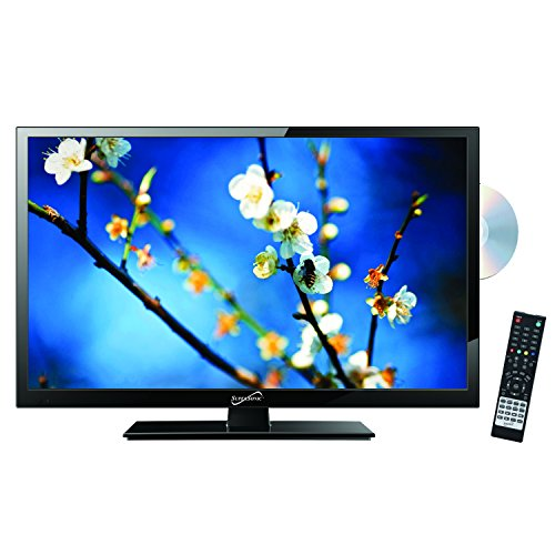 Discover Bargain SuperSonic 1080p LED Widescreen HDTV with HDMI Input, AC/DC Compatible for RVs and ...